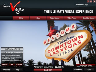 This is Vegas Casino Lobby