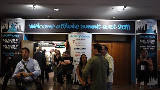 Affiliate Summit Show Floor