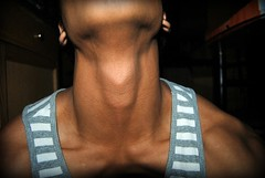 self. (mikee.buado) Tags: apple self neck atoms