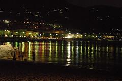 Cefal (PA) - notturno (Giulio Marguglio) Tags: lungomare sicilia notturno cefal fotonotturna blinkagain