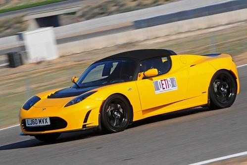 ECOsèries2011 Alcarras Tesla Roadster 2