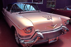Pink Cadillac (Afgil (see profile)) Tags: pink car automobile elvis cadillac hayes middlesex clinteastwood elvispresley americancar pinkcadillac nataliecole yabbadabbadoo brucespringstein londonmotormuseum