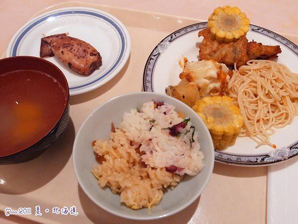 湯の川観光ホテル祥苑-晚餐5