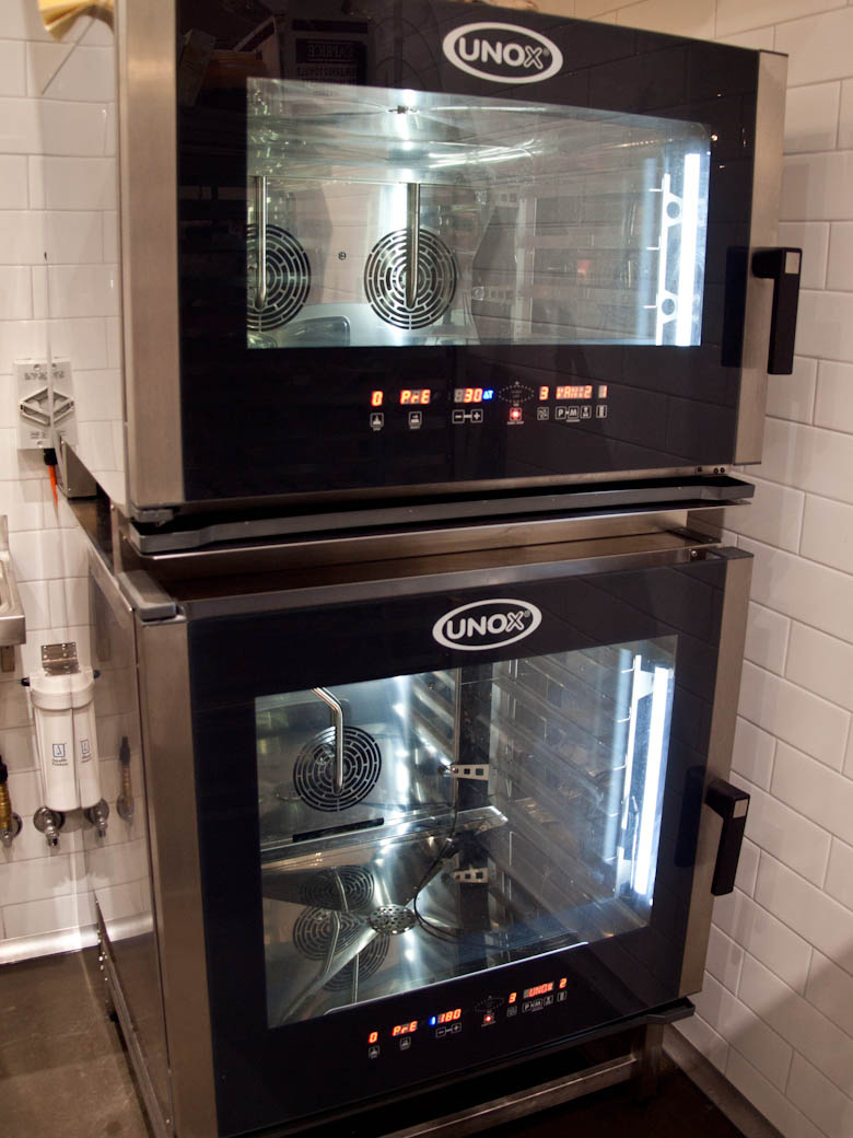 Cupcake Central - Industrial ovens