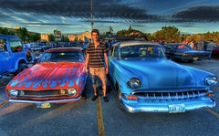 If I Had a Million Dollars!! (Ken Yuel) Tags: canada winnipeg manitoba classiccars hotrods sylvain billythekid digitalagent kenyuel ponycorralcruisenite winnipegcruisenite chevclassics