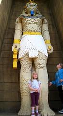 Lego Egyptian (clickinmum) Tags: canon nikon ps legoland odc d90 nikond90 odc2 ourdailychallenge