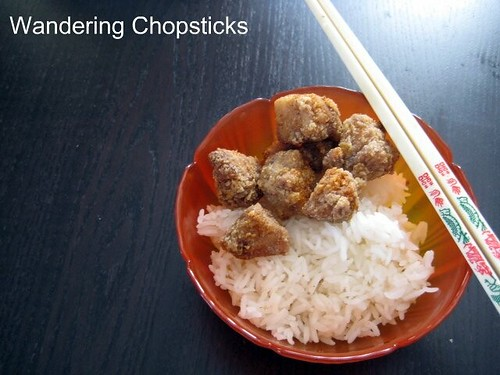 Taiwanese Popcorn Chicken 7