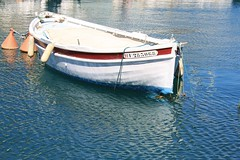 Pointu from Nice (HervelineG) Tags: nice bateau fishingboat alpesmaritimes traditionnel pointu