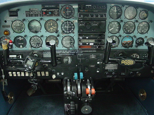 Instrument Flight Rules (IFR) - AviationKnowledge
