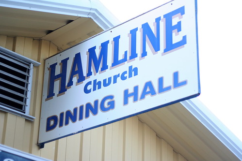 Hamline Dining Hall