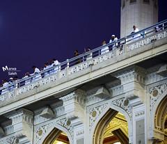 مشاهده لاجمل منظر .. (Marwa Alismail) Tags: makka الحرم مكه alharam المسجد الكعبه الحرام