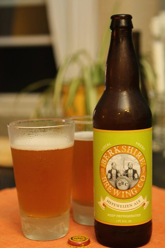 Berkshire Brewing Co. Hefeweizen Ale