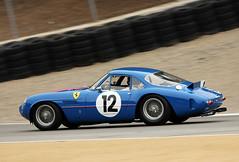 1961 Ferrari 250 GT Sperimentale (s/n: 2643GT) (autoidiodyssey) Tags: cars race vintage ferrari gt 250 1961 montereyhistorics sperimentale 2011rolexmontereymotorsportsreunion 2643gt