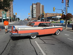 Autofest downtown Oshawa Ont Canada 081 (reidbrand) Tags: canada ford mercury canadian 500 rideau meteor galaxie 1959 montcalm autofestdowntownoshawaontcanada