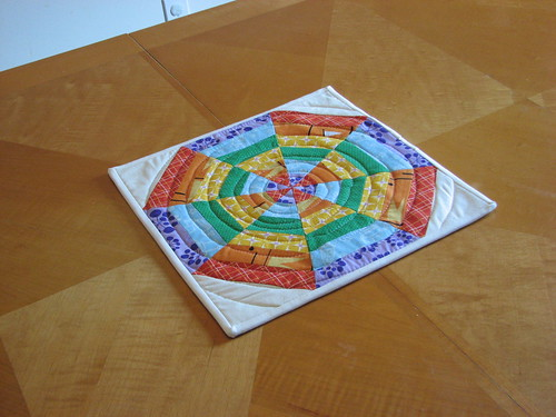 Spiderweb Hotpad