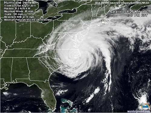 HurricaneIreneSatellite27Aug2011