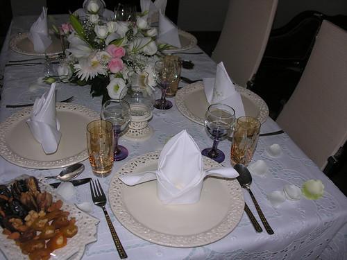İftar masaları, iftar sofraları Sahra