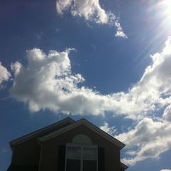 Sending Sunshine to the East Coast #Irene