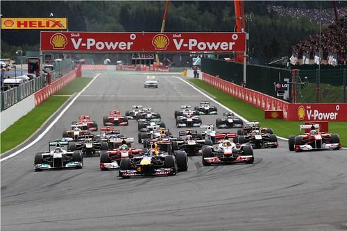 GP da Bélgica 2011