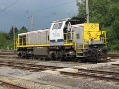 NMBS 7848 Athus (B) (Arthur-A) Tags: railroad train tren belgium belgique belgie trains railways trein comboios nmbs athus sncb zuge