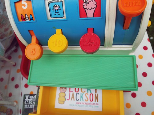 Lucky Jackson Fisher Price