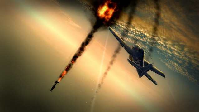 Combat Wings: The Great Battles of WWII for PS3 and PlayStation Move