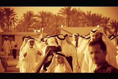 (Khalid Janahi) Tags: fort eid prayers arad