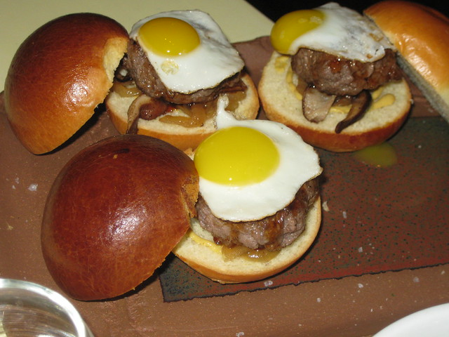 wagyu sliders
