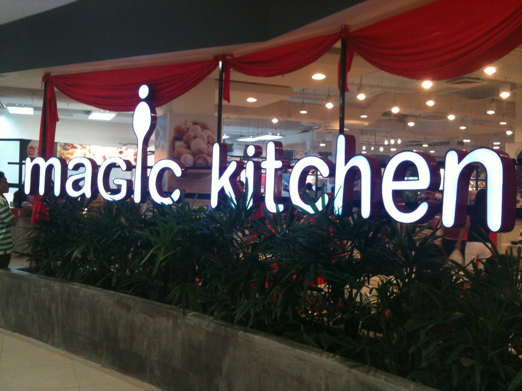 Magic Kitchen 1st Avenue Mall