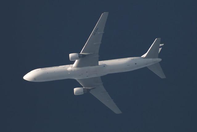 El Al Israel Airlines 4X-EAL B763 @ 10695 m