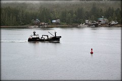 Time Bandit in Ketchikan, Alaska (blmiers2) Tags: travel alaska boat nikon buoy ketchikan timebandit deadliestcatch d3100 blm18 blmiers2