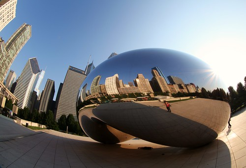 Chicago Bean, cheap flights by Travelgrove.com