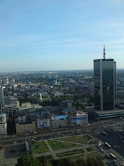 "View from Palace of Culture and Science (Pałac Kultury i Nauki), in Warsaw (Warszawa) • <a style=""font-size:0.8em;"" href=""http://www.flickr.com/photos/23564737@N07/6105339221/"" target=""_blank"">View on Flickr</a>"