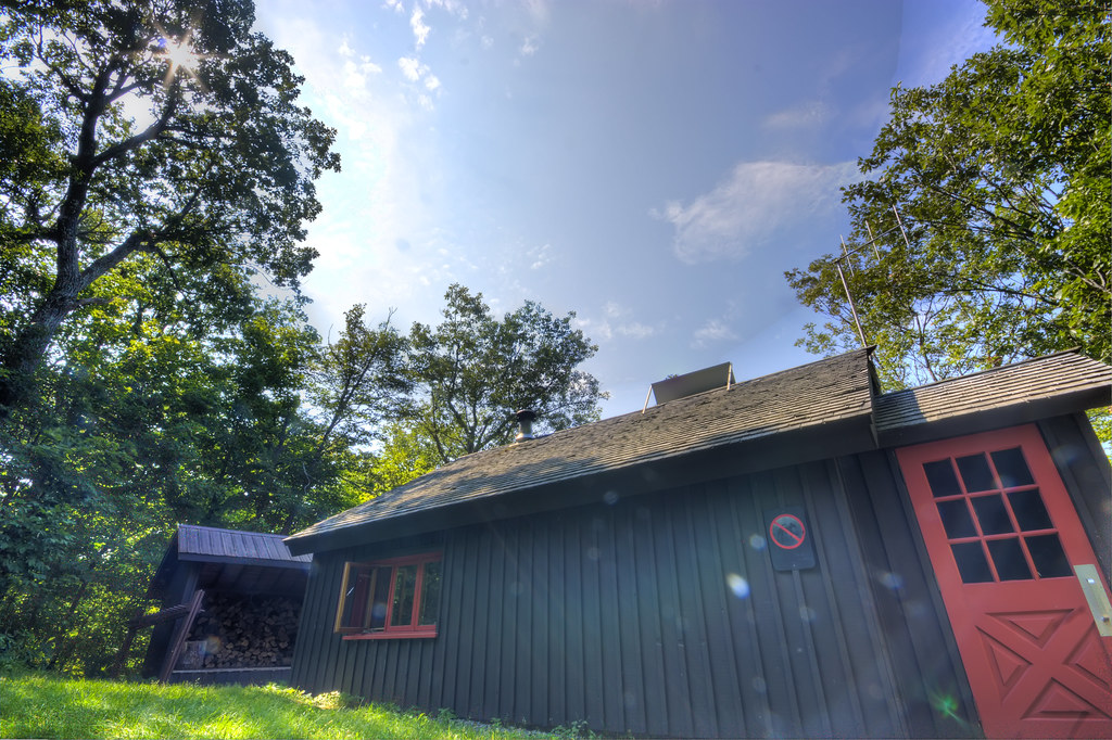 Gatineau Park Radio Cabin