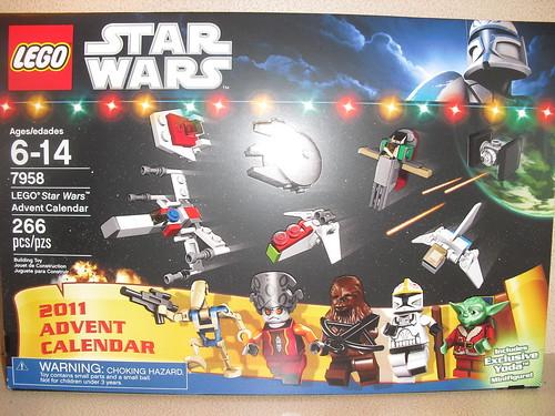 REVIEW] 7958 Star Wars Advent Calendar - LEGO Star Wars ...