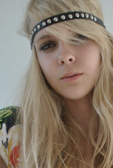 Hot cute blonde teen can believe
