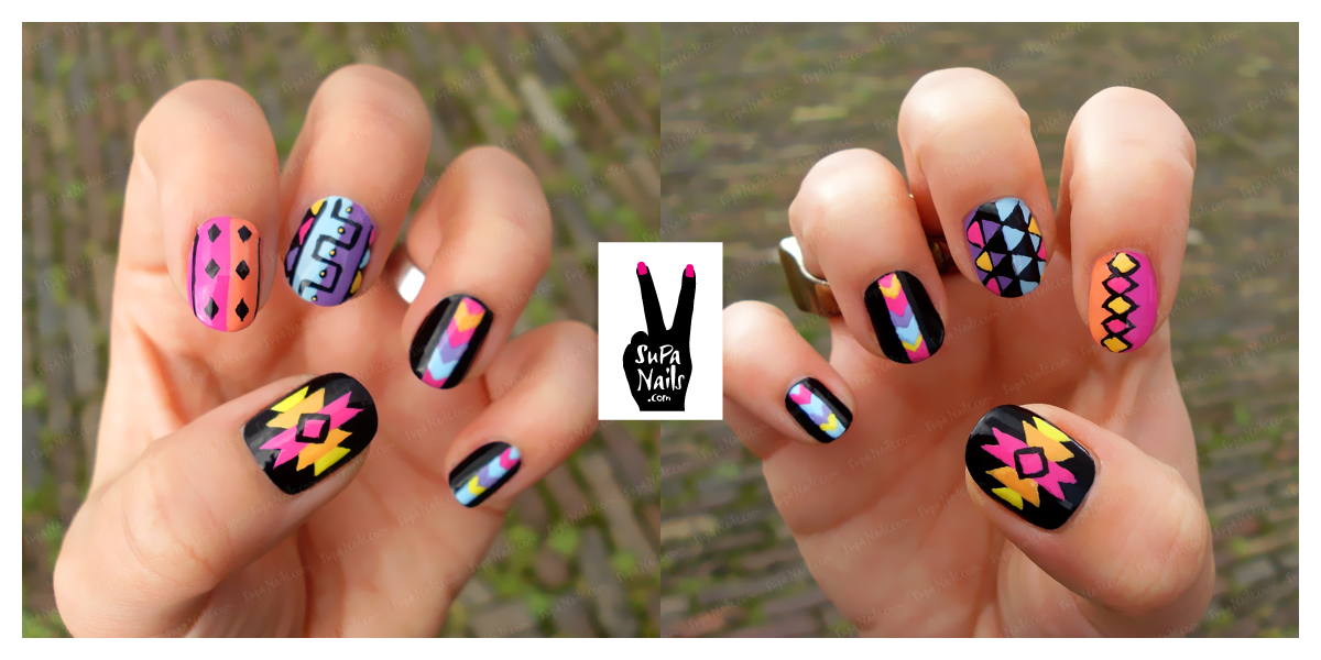 Aztec Nail Designs Tumblr