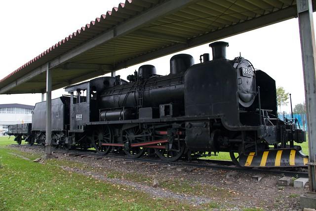 北海道拓殖鉄道 8622号