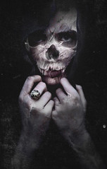 ,    (Fregezechen) Tags: portrait black dark dead scary eyes flickr cross grunge crosses emotions sergey scull darkart offf madeinrussia 2011 e21 vlasov designcollector sergeyvlasov