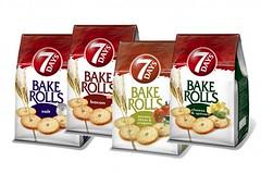 Soutěž o 225 balíčků Bake Rolls