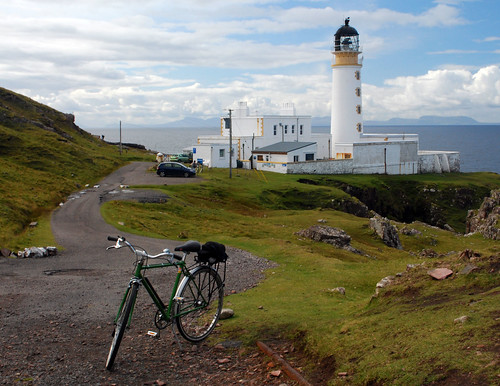 Rua Reidh Lighthouse by ms.akr
