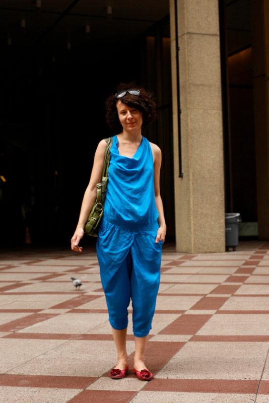 anetta_qshots - nyc street fashion style