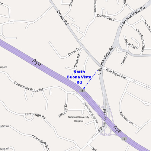 2011 Bing Maps