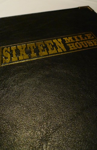 sixteen mile house @ millbrea