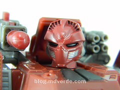 Transformers Warpath Generations Deluxe - modo