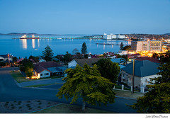 Port Lincoln (john white photos) Tags: port fishing dusk jetty australian australia calm wharf southaustralia foreshore millhill lincolnhotel portlincoln eyrepeninsula