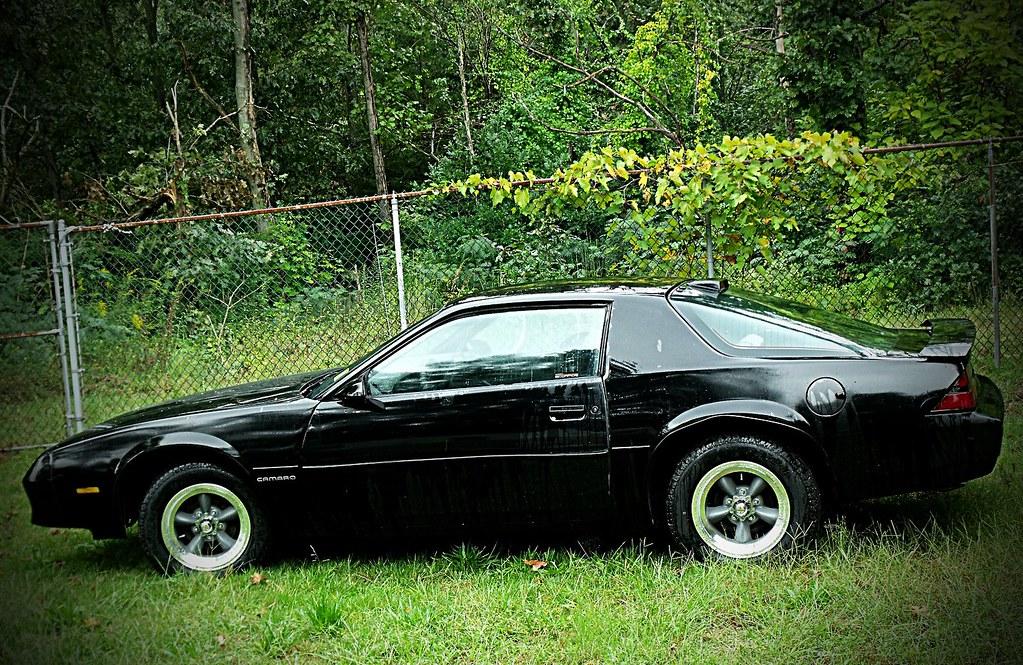 New Rims - 1986 Camaro