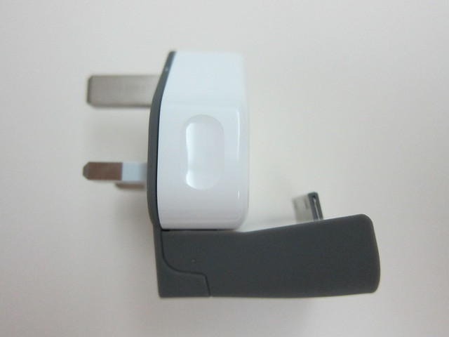 Attached To Apple USB Power Adapter