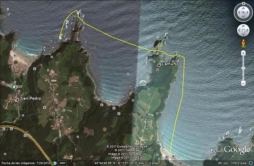 Malperro-Isla Ratón-Artedo