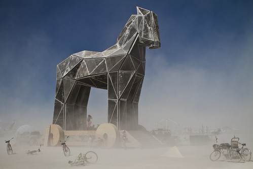 trojan horse by quantumlars, on Flickr